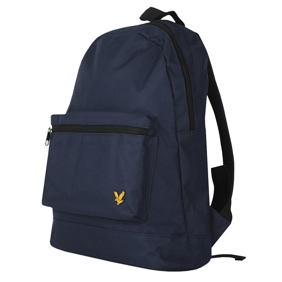 Lyle and Scott Mens Blue Backpack
