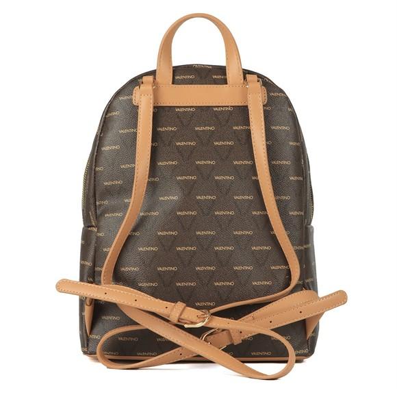 Valentino by Mario Womens Brown Liuto Backpack main image