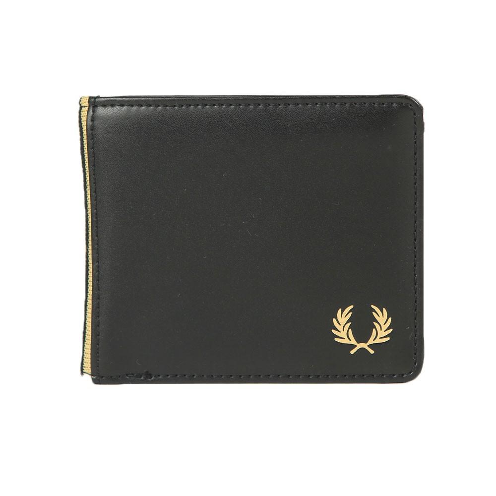 Flat Knit Tipped Wallet main image