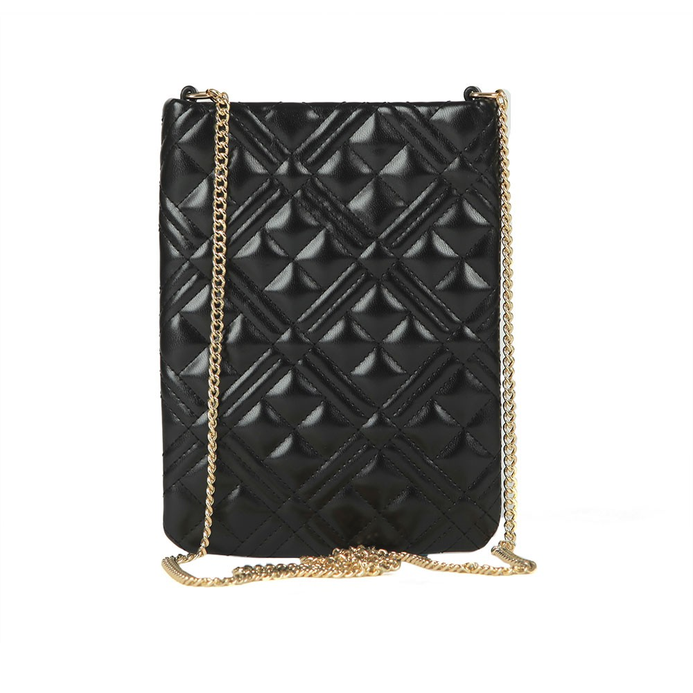 Quilted Nappa Pouch main image