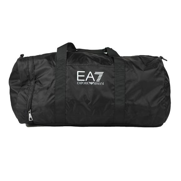 EA7 Emporio Armani Mens Black Gym Bag