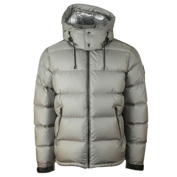 Mackage Mens Grey Jonas Down Jacket