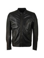 V  Racer Leather Blouson