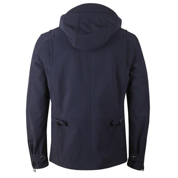 Belstaff Mens Blue Wing Shell Jacket main image