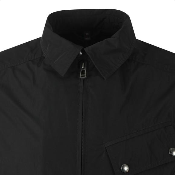 Belstaff Mens Black Camber Overshirt