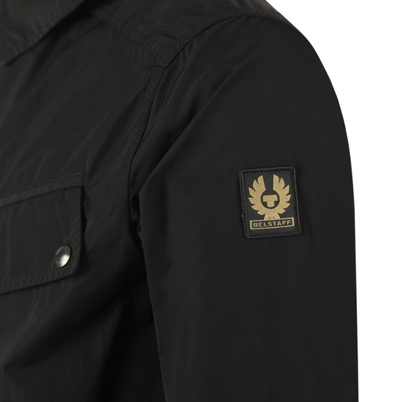 Belstaff Mens Black Camber Overshirt main image