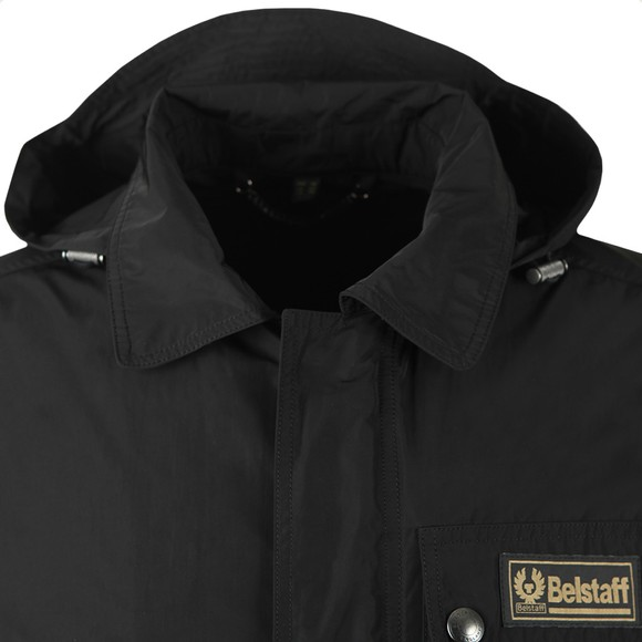 Belstaff Mens Black Weekender Nylon Jacket