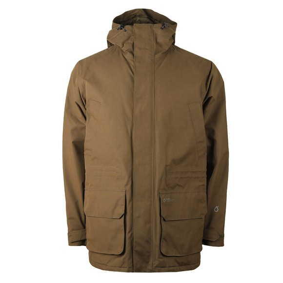 Barbour Lifestyle Mens Green Pistone Jacket