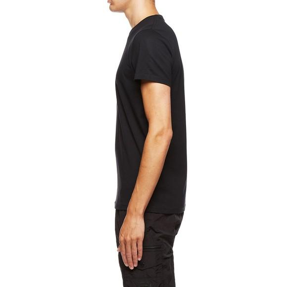 Weekend Offender Mens Black WO T-Shirt main image