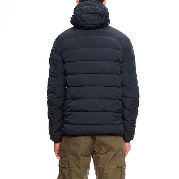 Weekend Offender Mens Blue Laguardai Lightweight Puffer Jacket main image