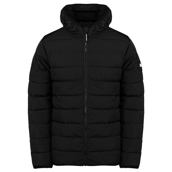 Weekend Offender Mens Black Laguardai Lightweight Puffer Jacket