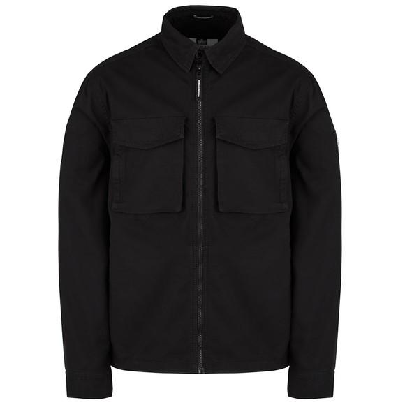 Weekend Offender Mens Black Pileggi Jacket