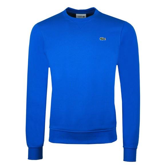 Lacoste Sport Mens Blue SH1505 Sweatshirt