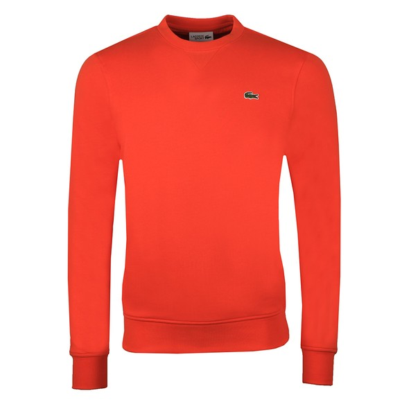 Lacoste Sport Mens Red SH1505 Sweatshirt