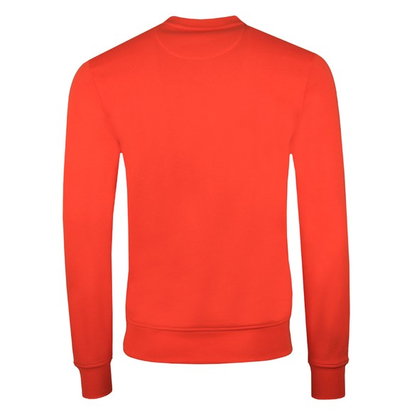 Lacoste Sport Mens Red SH1505 Sweatshirt main image