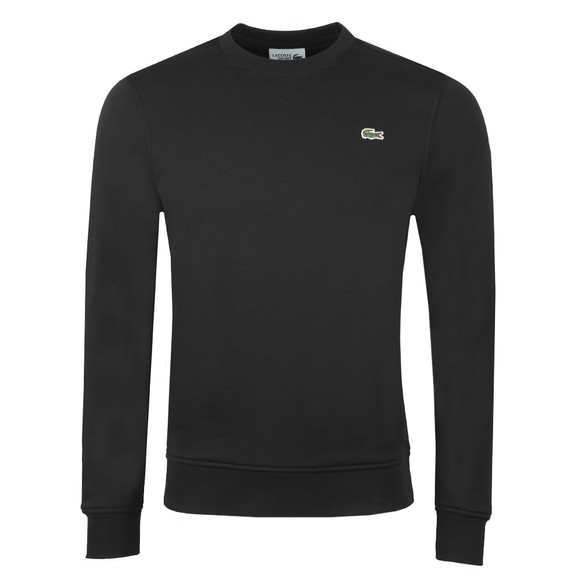 Lacoste Sport Mens Black SH1505 Sweatshirt main image