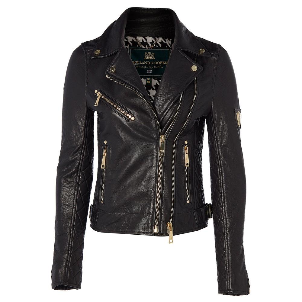 Leather Biker Jacket main image