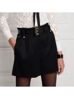 Luxe Tailored Short