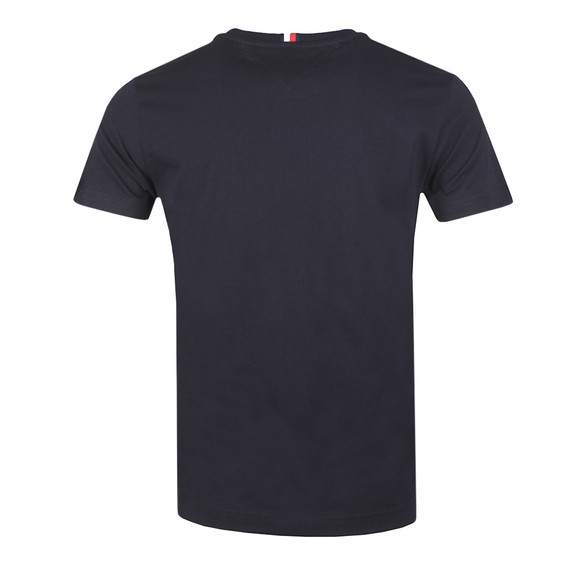 Tommy Hilfiger Mens Blue Flag T-Shirt main image
