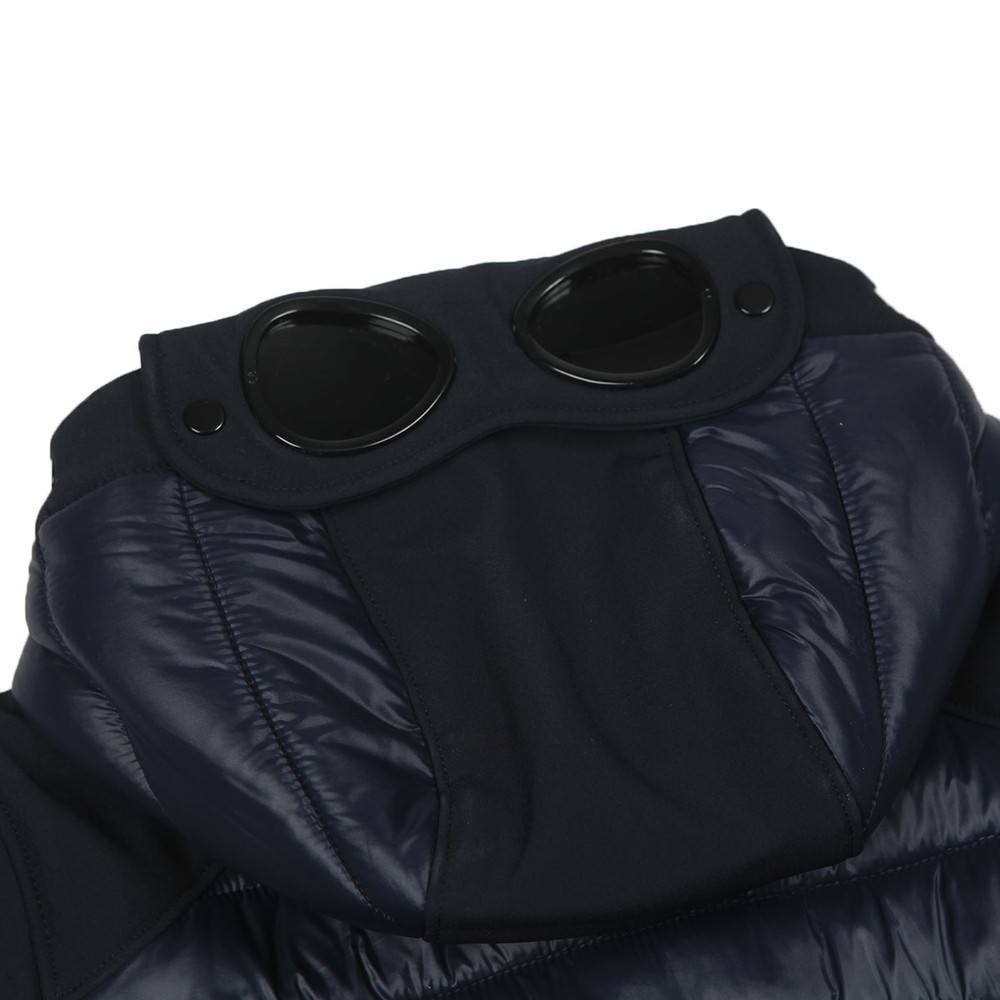 Mixed Fabric Goggle Jacket main image