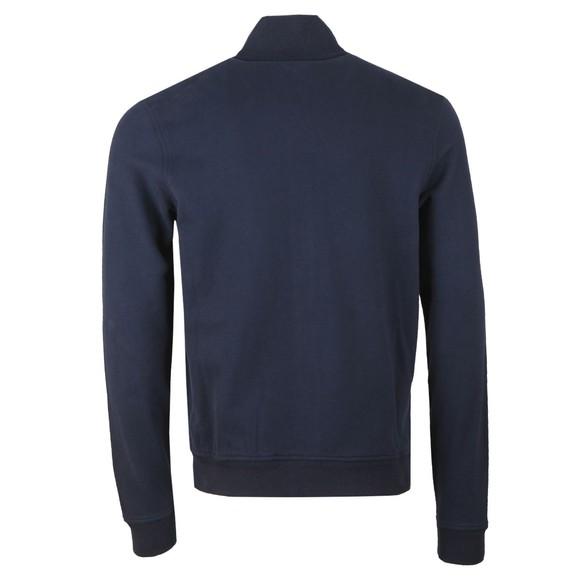 Belstaff Mens Blue Zip Through Sweatshirt main image