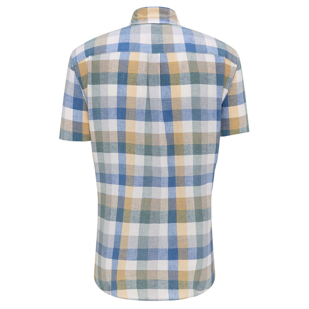 S/S Soft Linen Shirt main image