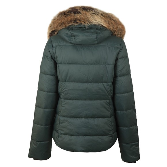 Barbour Lifestyle Womens Green Dover Quilt main image