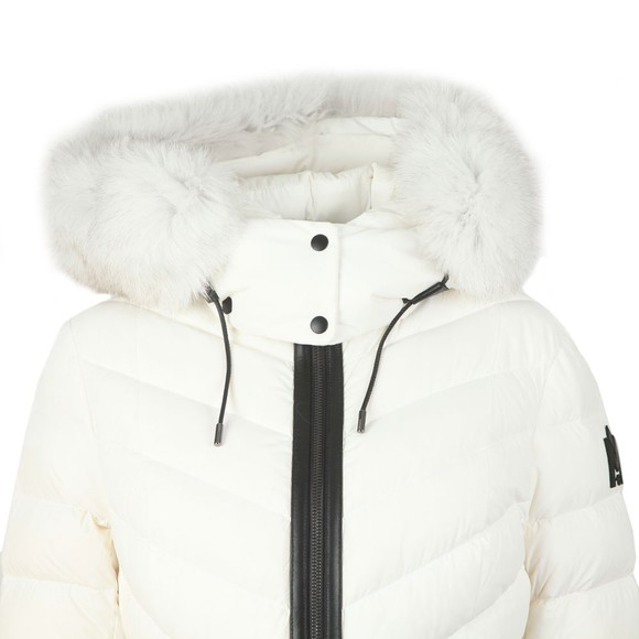 Mackage Womens Off-White Patsy Down Jacket