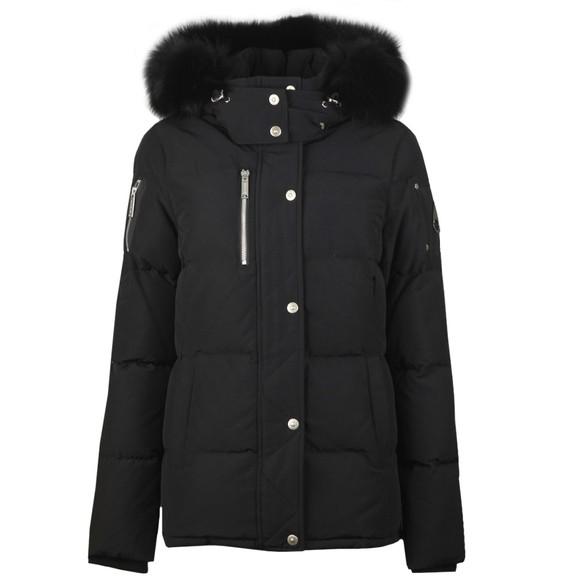 Moose Knuckles Womens Black Rathnelly Jacket