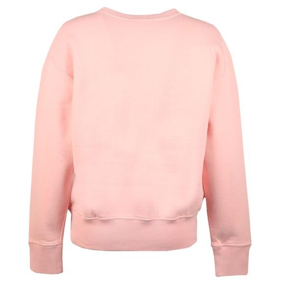 Polo Ralph Lauren Womens Pink Crew Neck Sweatshirt main image