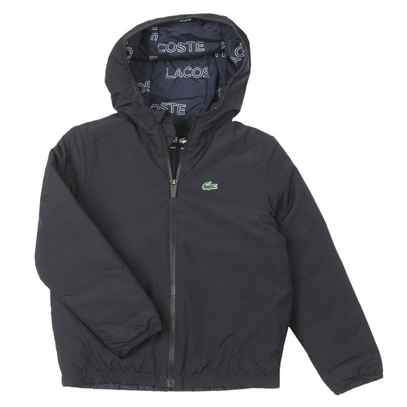 Lacoste Boys Blue BJ1135 Jacket