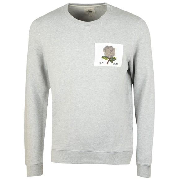 Kent & Curwen Mens Grey 1926 Sweatshirt
