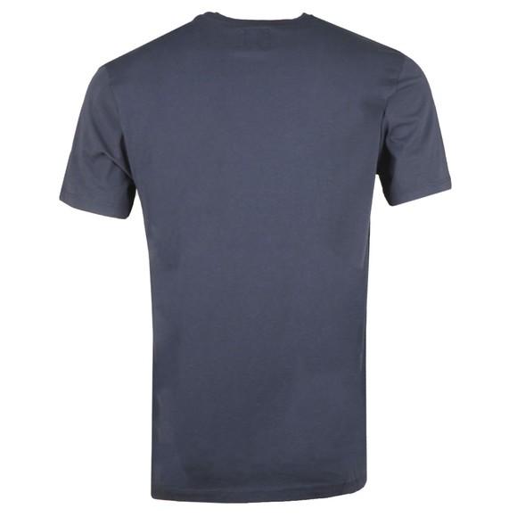 Kent & Curwen Mens Blue Rose 1926 Icon T Shirt main image