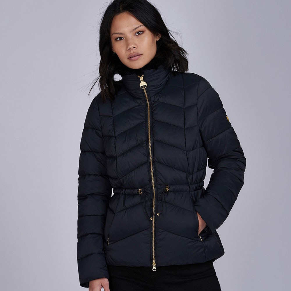 Halfback Quilted Jacket main image