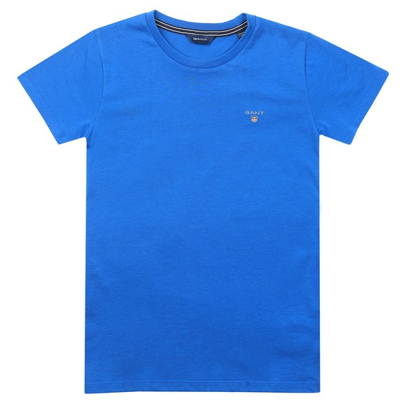 Gant Boys Blue Boys Original T Shirt