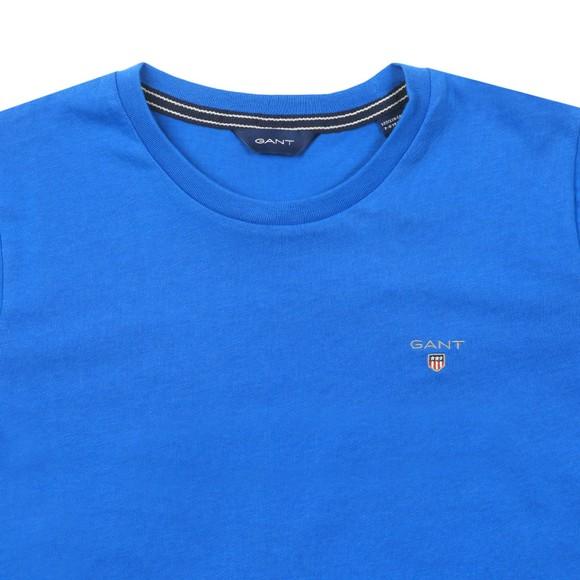 Gant Boys Blue Boys Original T-Shirt