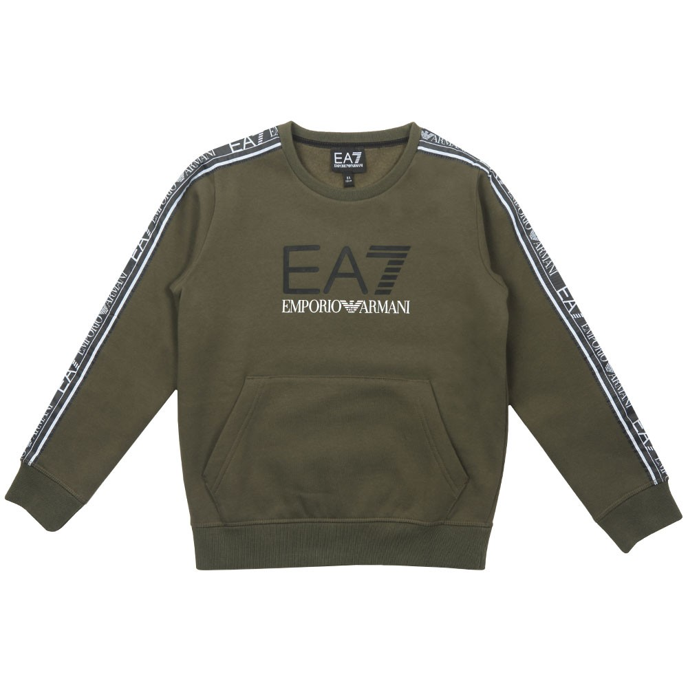 Tape Sleeve Sweatshirt main image