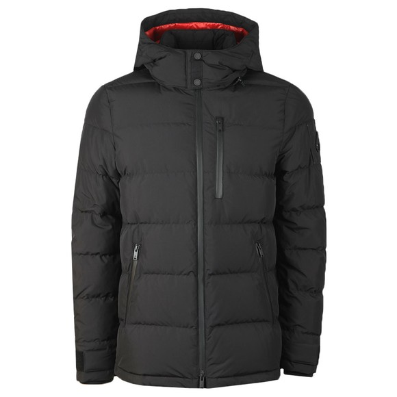 Moose Knuckles Mens Black Viamonde Jacket