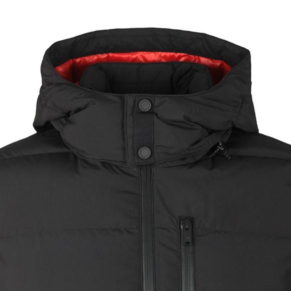 Moose Knuckles Mens Black Viamonde Jacket