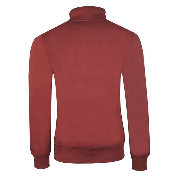 Carhartt WIP Mens Purple Chase Half Zip Sweatshirt main image