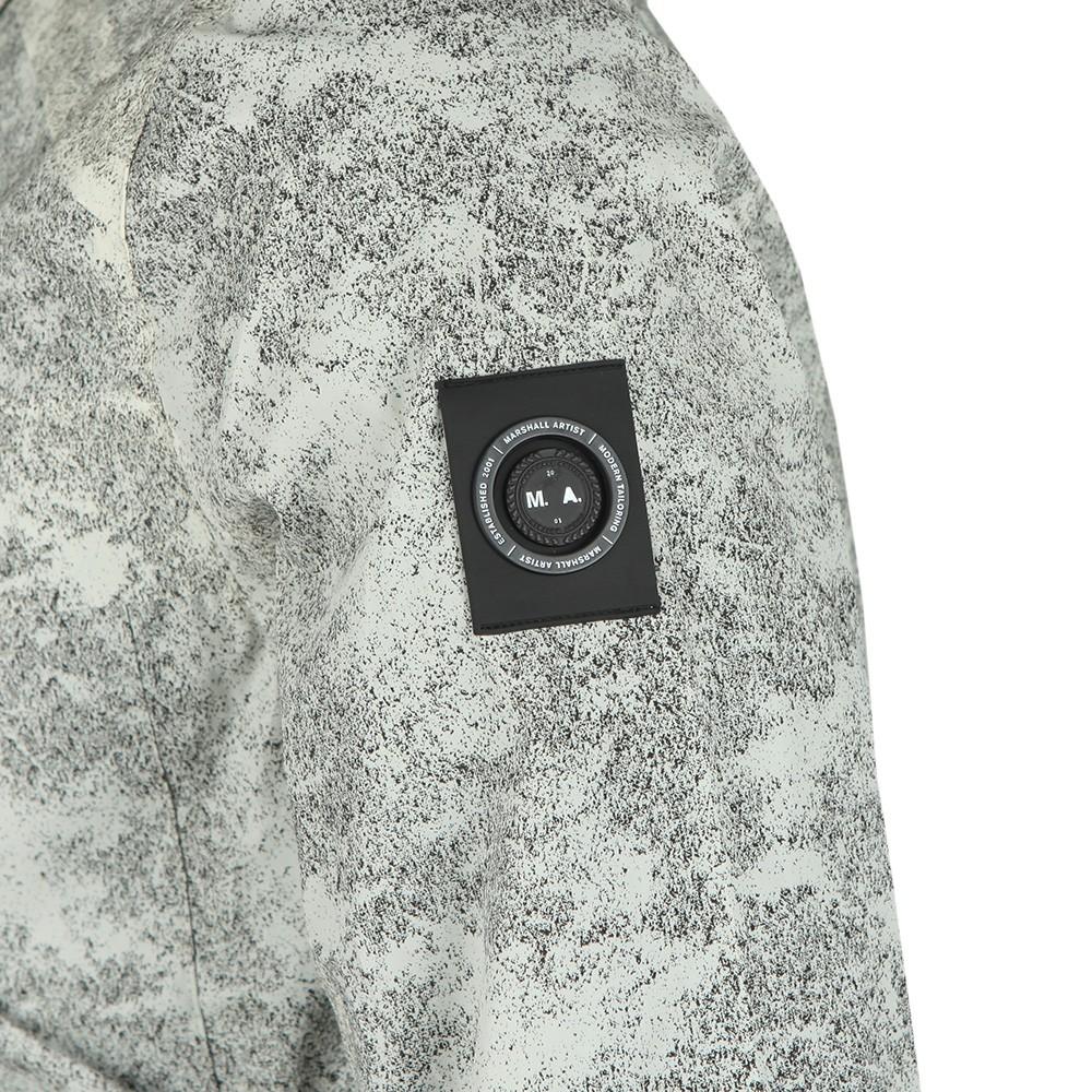 Matte Diffusion Overshirt main image