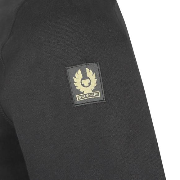 Belstaff Mens Black Jarvis Sweatshirt