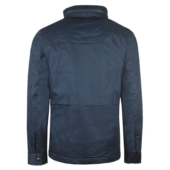 Gant Mens Blue 4 Pocket Padded Jacket main image
