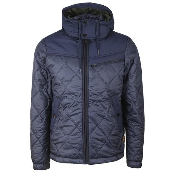 G-Star Mens Blue Attacc Heatseal Jacket main image