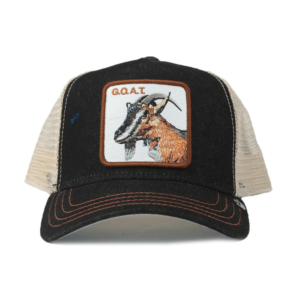 G.O.A.T. Trucker Cap main image