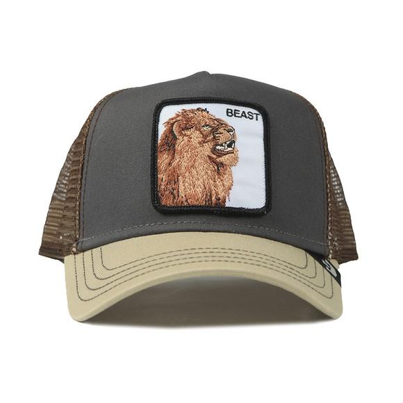 Goorin Bros. Mens Brown Beast Affair Trucker Cap