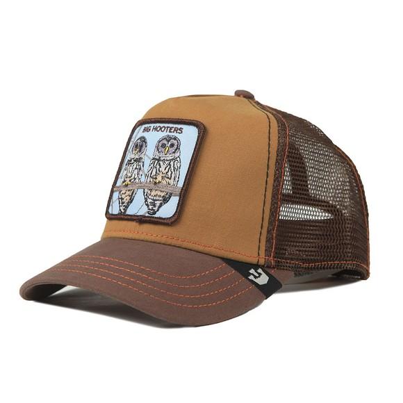 Goorin Bros. Mens Brown Hooters Trucker Cap
