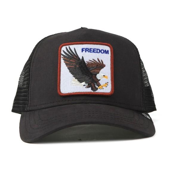 Goorin Bros. Mens Black Freedom Trucker Cap main image
