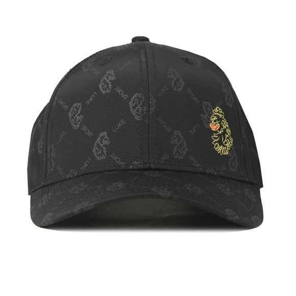 Luke 1977 Boys Black Drift Junior Cap