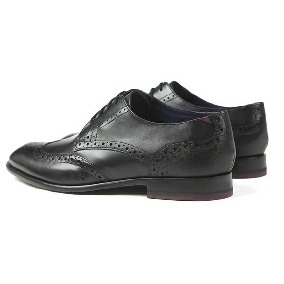 Ted Baker Mens Black Trvss Brogue Shoe main image